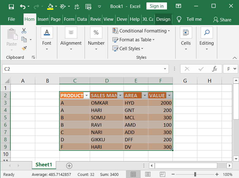 30 Ways to Select Text in MS-Word & Excel 4